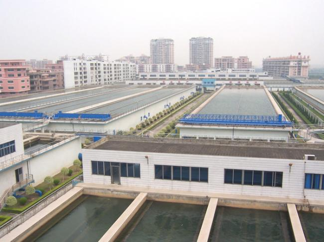 2004年东莞市第五、第四、第六水厂工程