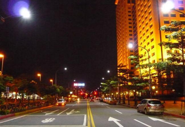 香港路灯工程