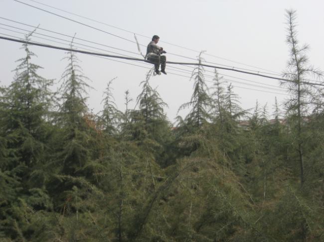 非州马达加斯加卡安达配电工程