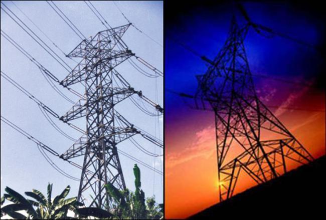 菲律宾送电线路工程