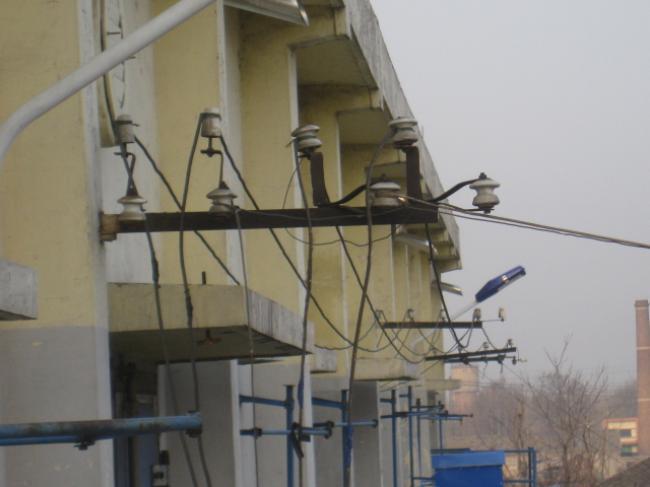 刚果(佳纳金属公司)配电工程