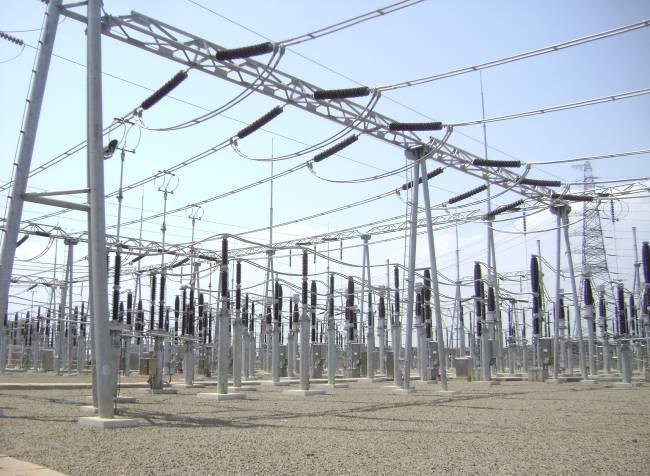 印尼棉花变电站项目