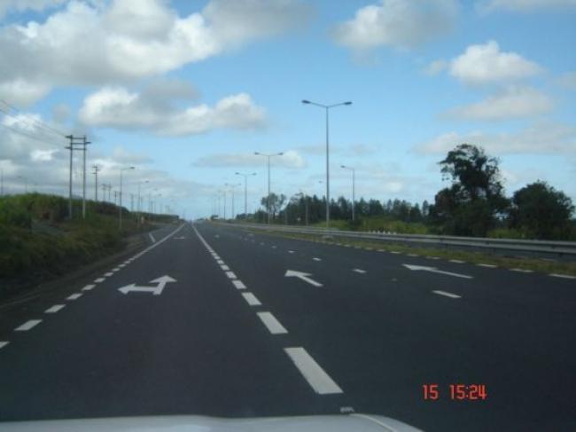 中东毛里求斯国家路灯工程