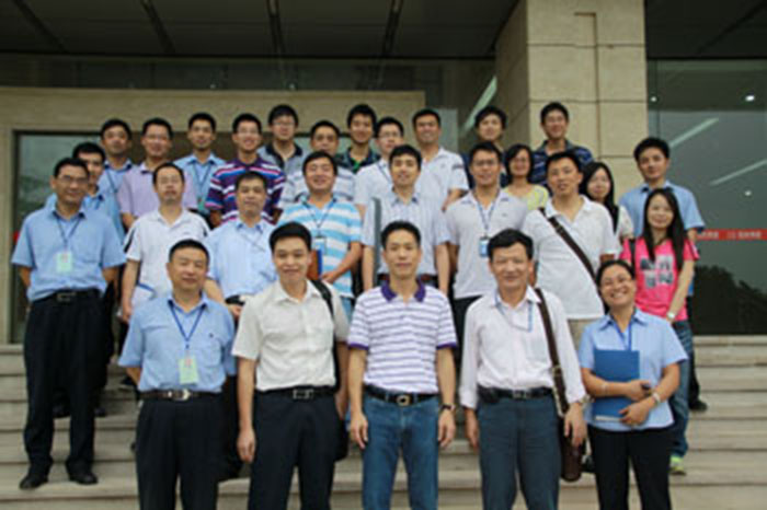 广东省电力设计研究院来我司考察